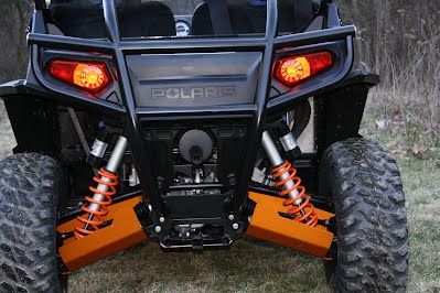 UTV INC Bumper/Cage Extension - MUD AND GUTS OFFROAD